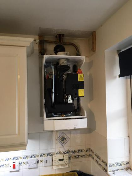 New boiler | Gas-Tec Plumbing & Heating | Barwell, Leicestershire