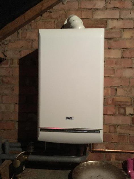 Baxi Platinum 10 year warranty