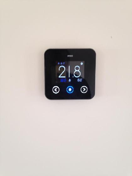Smart thermostat | Gas-Tec Plumbing & Heating | Barwell, Leicestershire